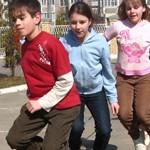 Весенний детский лагерь 2009