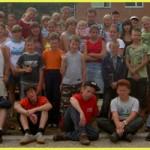 Таракан номер четыре: детские лагеря