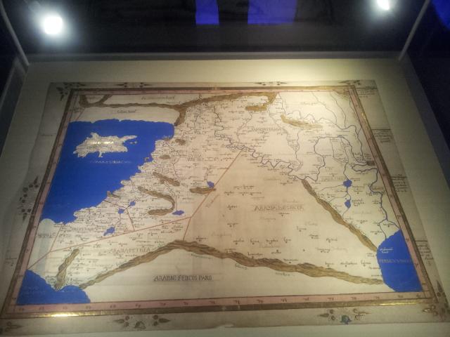 карты Птолемея