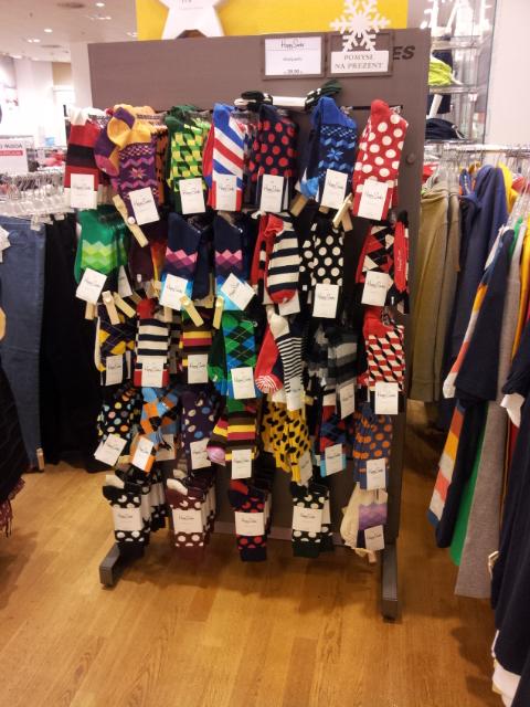 разнообразие носков