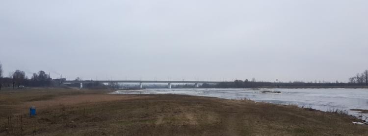 мост через Березину