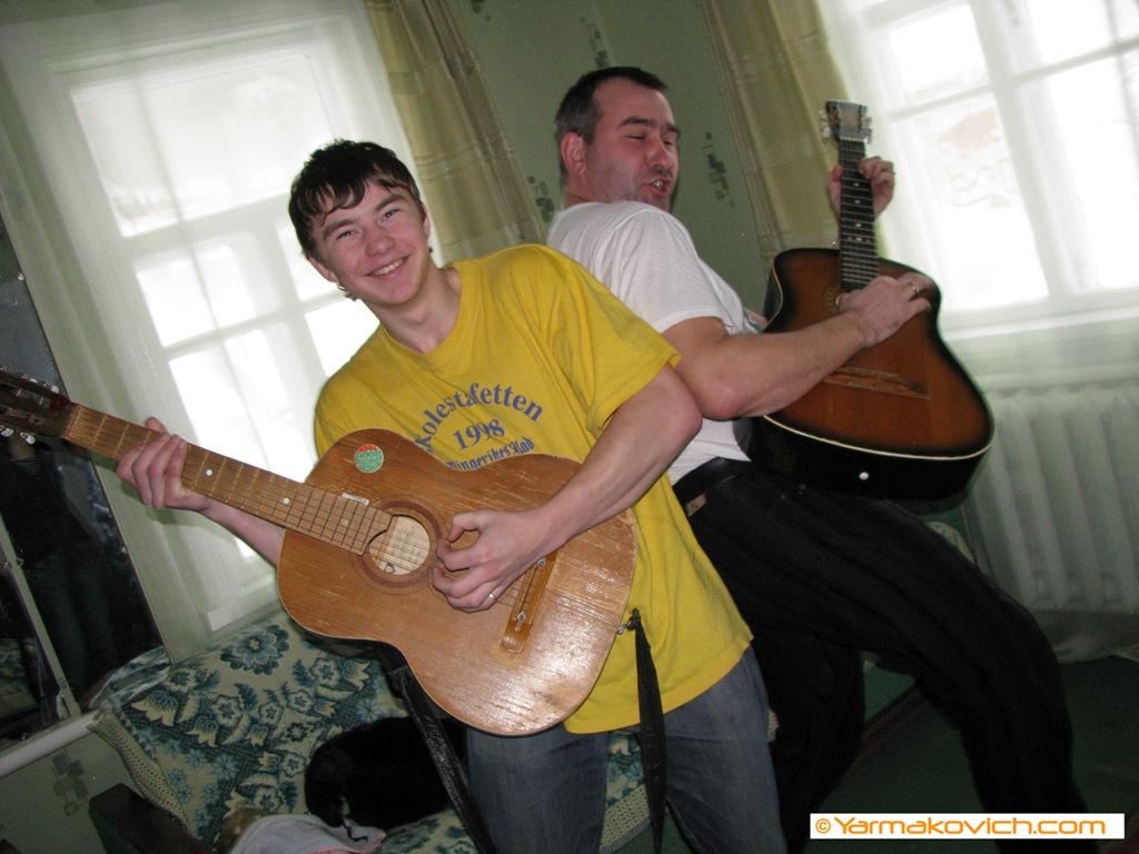 чудо-гитаристы