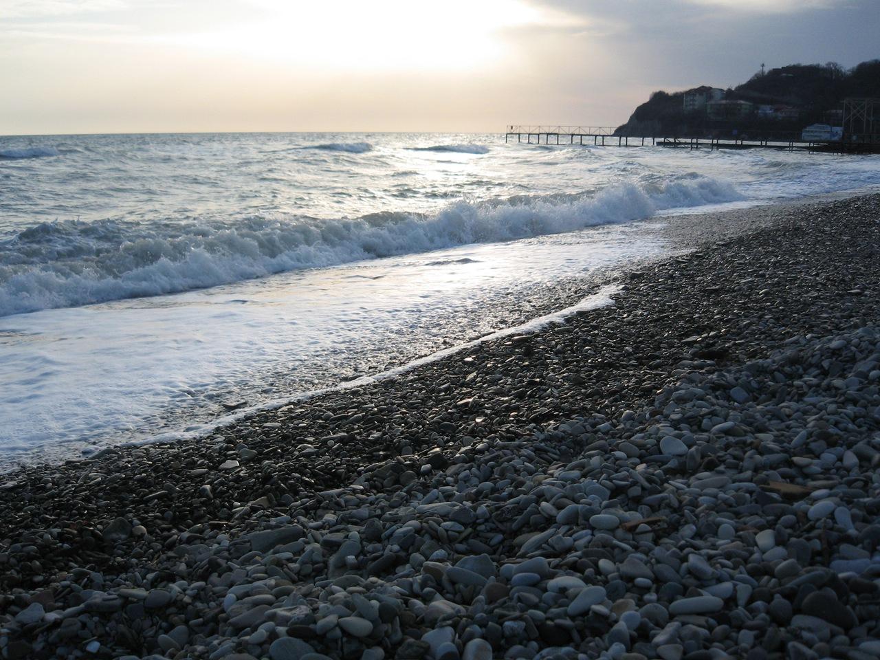 море... до боли красиво