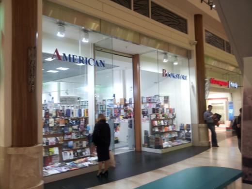 American Bookstore в Варшаве