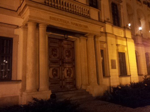 национальная библиотека Польши