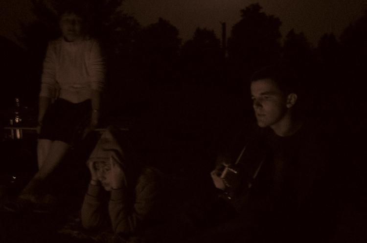 bonfire-evening