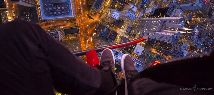 jump-off