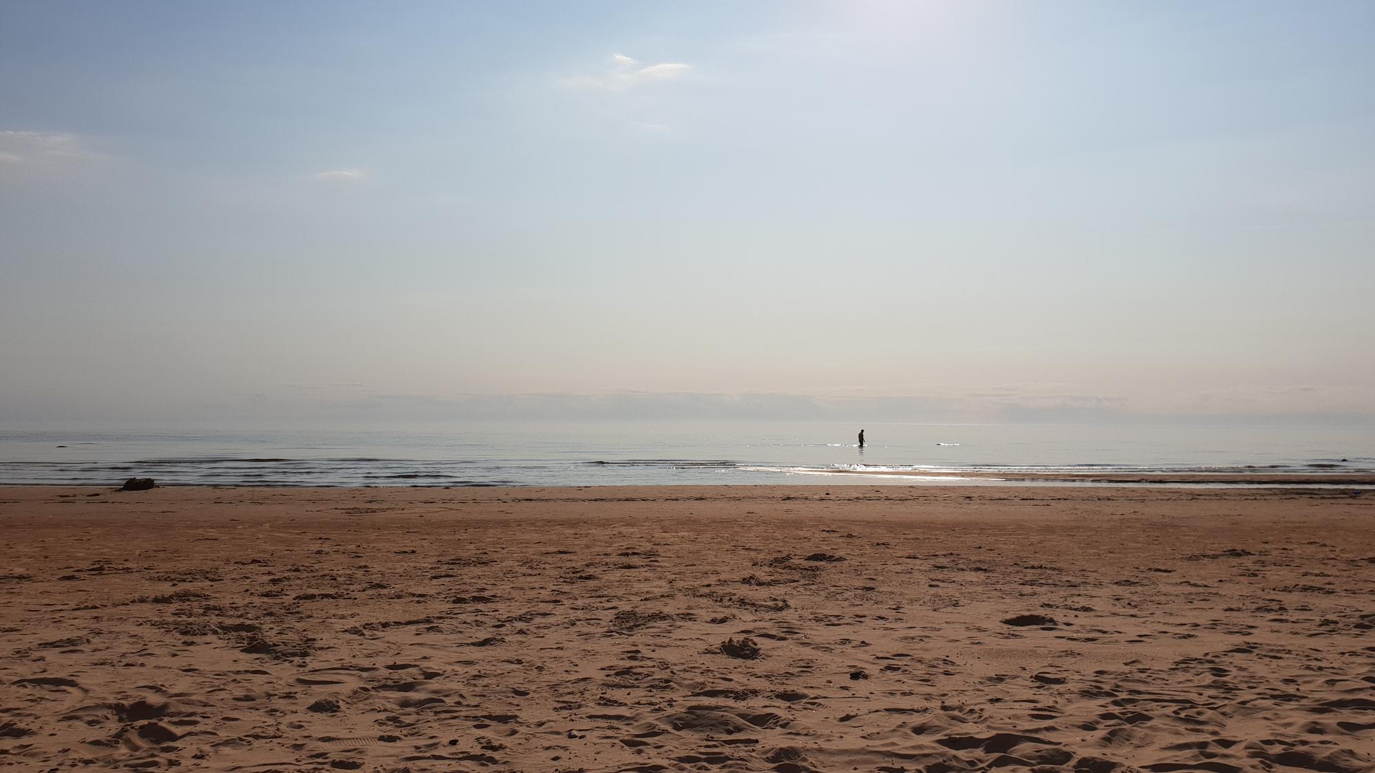 Балтийское море в Риге
