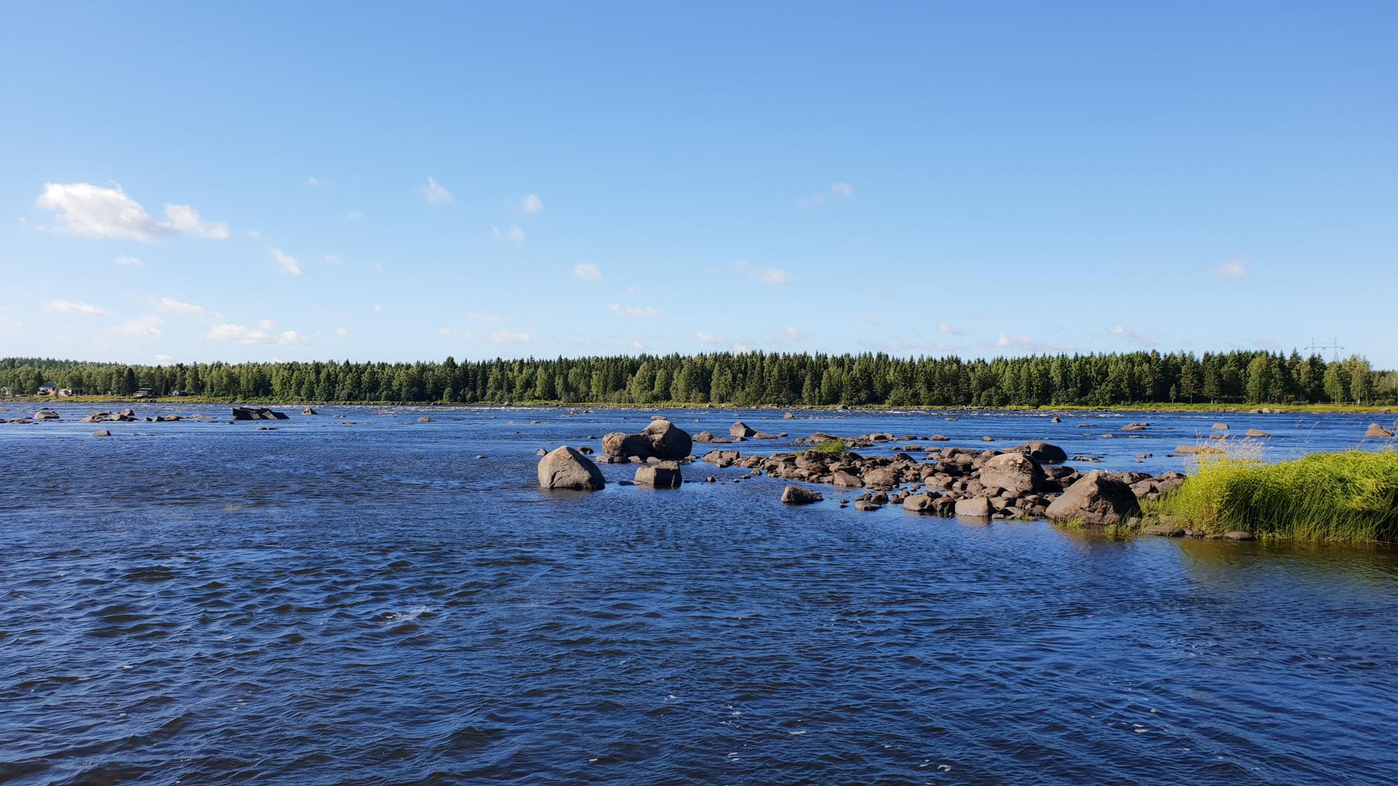 граница со Швецией